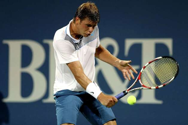 Ryan Harrison: Tennis, USA Photo: MATTHEW STOCKMAN, Getty Images / 2012 Getty Images