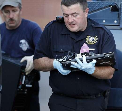 Colorado Shootings: Apartment Disarmed