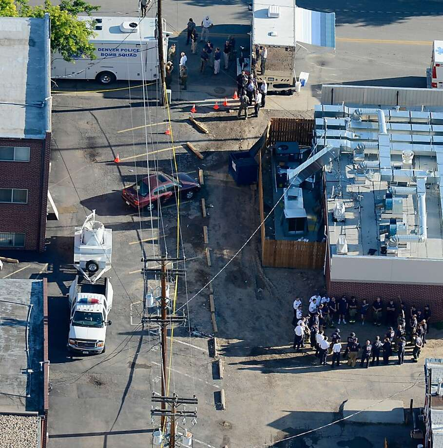 Denver Shooting At Batman The Dark Knight Rises Jessica: Colorado Shootings: Apartment Disarmed