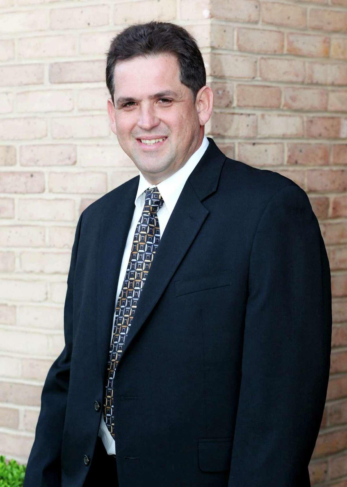 Chris Diaz, Democratic candidate for Harris County Precinct 2 Constable.