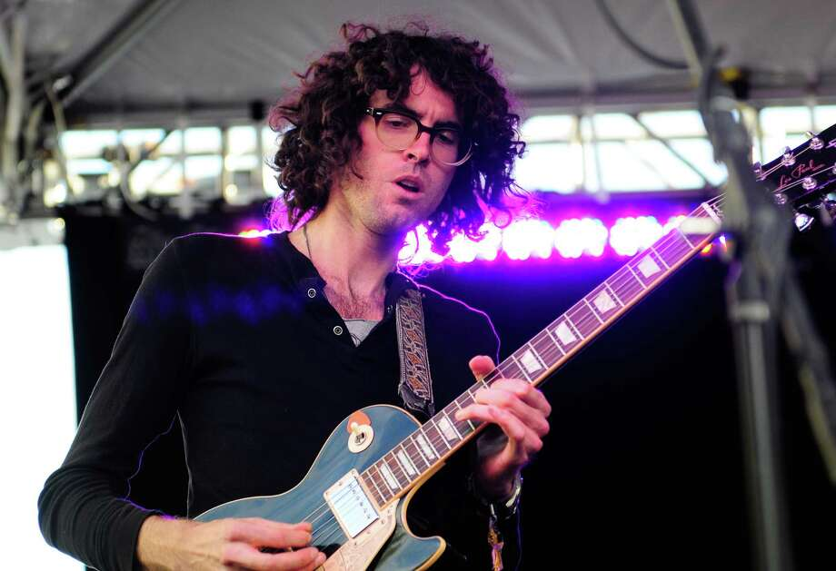 Canadian-based Yukon Blonde performs on the Vera Stage. Photo: LINDSEY WASSON / SEATTLEPI.COM