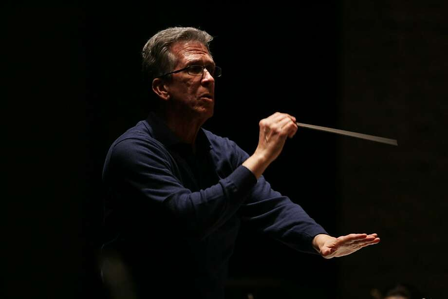 Joel Rezven, artistic director and principal conductor for Lake Tahoe Summerfest Photo: Courtesy Lake Tahoe Summerfest