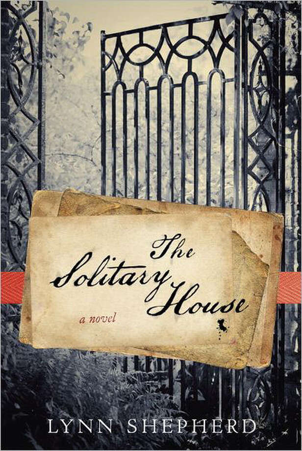 "The star of Lynn Shepherd's intriguing mystery novel is mid-century Victorian London, depicted in all its filthy glory and without a hint of jolly charm. But then charm is hardly the point in ""The Solitary House."" Photo: Lynn Shepherd"