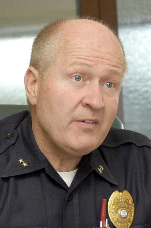 Danbury Police Chief Al Baker Photo: File Photo, ST / The News-Times File Photo