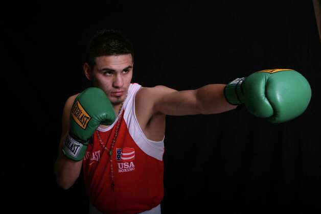 Jose Ramirez, a former field worker and Starbucks barista, is a boxer in the U.S. Olympics team. Only 19-years-old, he already counts with many world championship titles and records surpassing those of Oscar DeLaHoya and Floyd Mayweather. Photo: Courtesy Photo