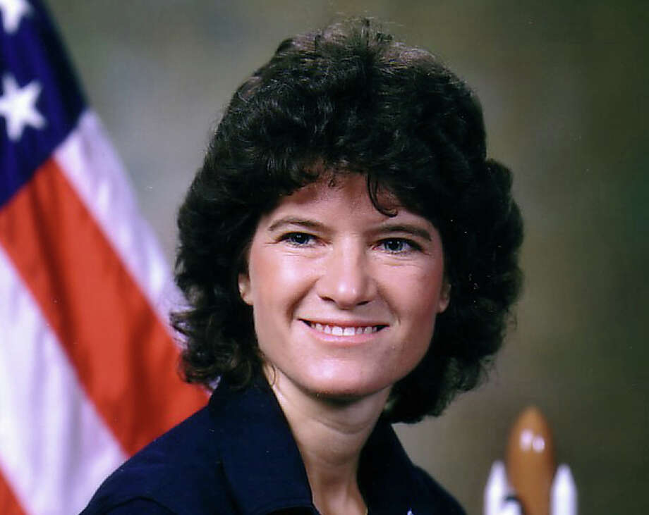 This undated photo released by NASA shows astronaut Sally Ride. Ride, the first American woman in space, died Monday, July 23, 2012 after a 17-month battle with pancreatic cancer. She was 61.  (AP Photo/NASA, File) Photo: Uncredited, Associated Press / NASA