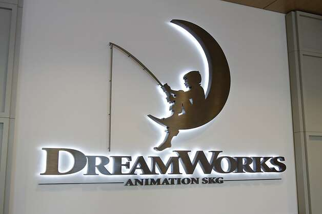 DreamWorks Animation during a ground breaking opening of DreamWorks studios in Redwood City, Calif., Thursday, July 19, 2012. (AP Photo/Paul Sakuma) Photo: Paul Sakuma, Associated Press