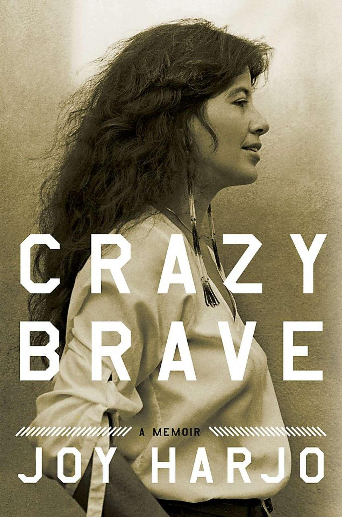 Crazy Brave, by Joy Harjo