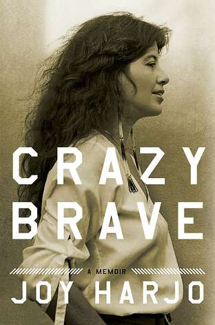 Crazy Brave, by Joy Harjo Photo: W.W. Norton