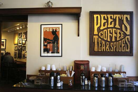 "This leads us to a coffee discussion. Pause for a moment to let the cries of ""down with corporate coffee"" fade. The Bay Area gave us Peet's. At best an Avis to you know who. Photo: Megan Farmer, The Chronicle"