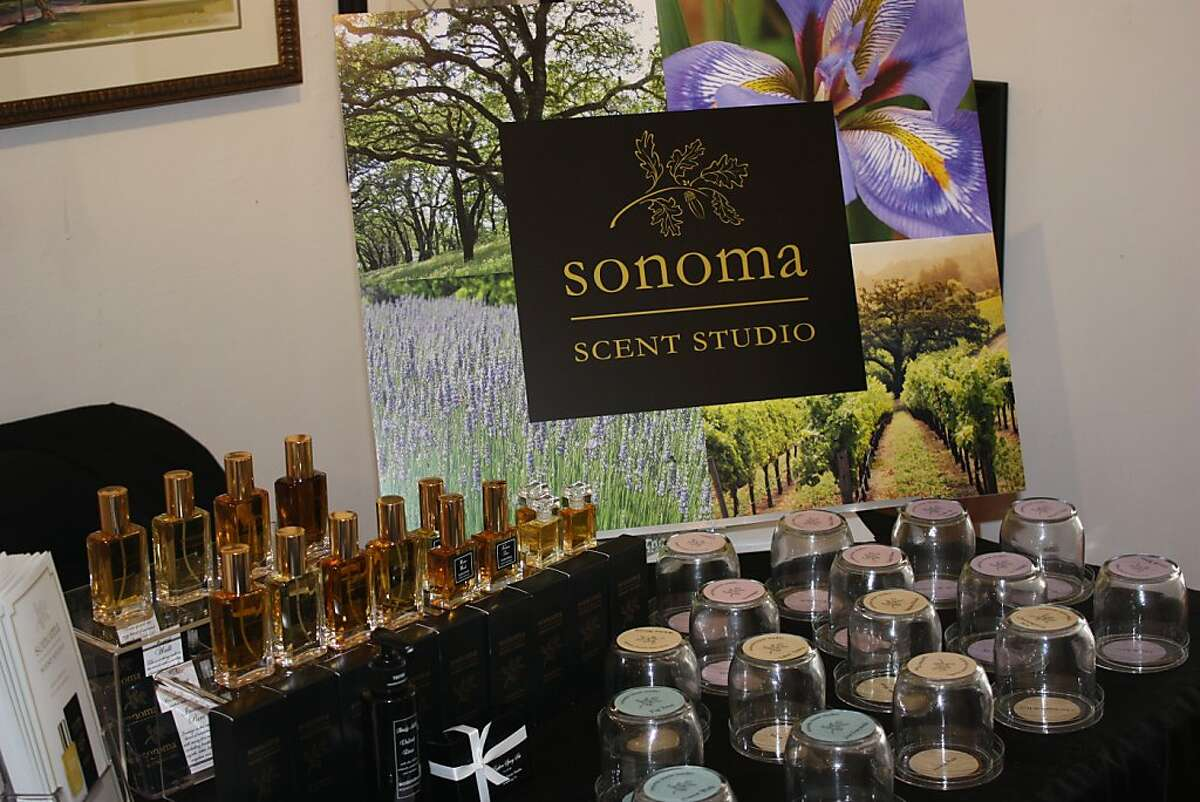 Images from the Artisan Fragrance Salon July 8 in San Francisco.