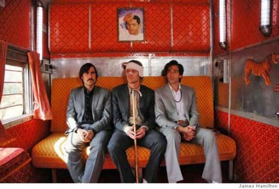 """Darjeeling Limited"" -- nickster56"