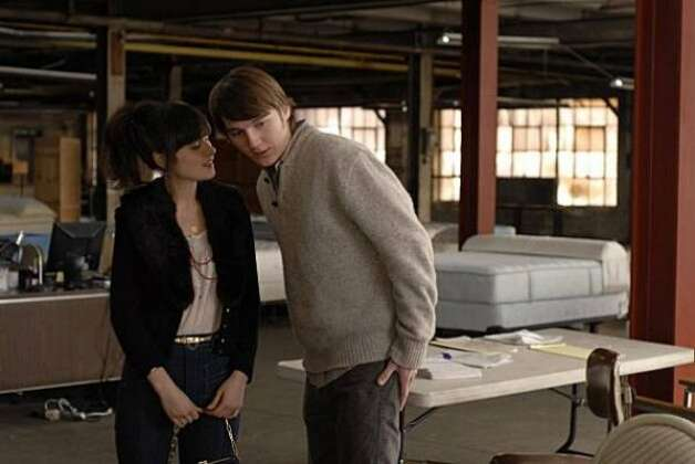 """Gigantic"" (2009): Starring Paul Dano and Zooey Deschanel, and yet it was 98 minutes without one second of cinematic charm, without one honest exchange and without one genuine character (either real or farcical). Story without a climax, jokes without punch lines, punch lines without laughs and premises with no follow through."