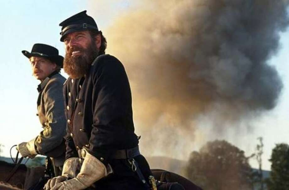 """Gods and Generals"" (2003):  Four hours of Southern revisionism. If one were to watch the movie with no knowledge of history, one could be left with the impression that in 1861, a maniac named Lincoln decided to arm federal troops and attack neighboring states because he felt like it."