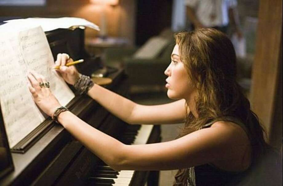 """""""The Last Song"""" (2010): Miley Cyrus as a spoiled brat that we're supposed to really, really like."""
