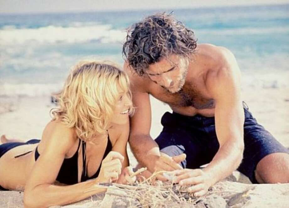 """Swept Away"" (2002):  Madonna and Guy Ritchie, two cinematic masters, teamed up to remake and destroy Lina Wertmuller's ""Swept Away."""