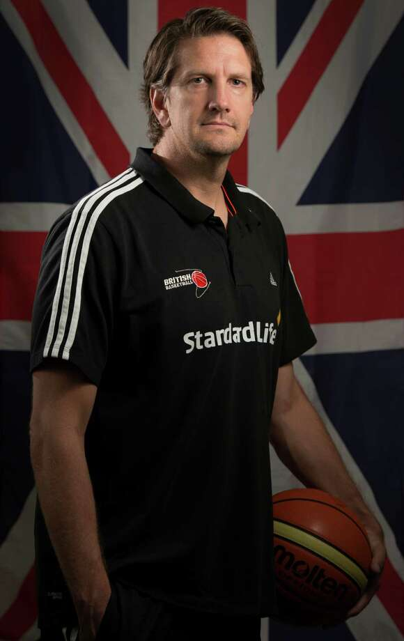 Houston Rockets assistant coach Chris Finch led Great Britain's Olympics basketball team. ( Smiley N. Pool / Houston Chronicle ) Photo: Smiley N. Pool / © 2012  Houston Chronicle