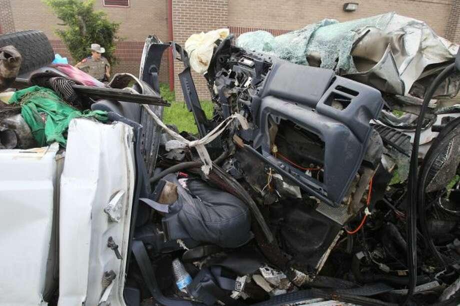 Car Crash Dempster