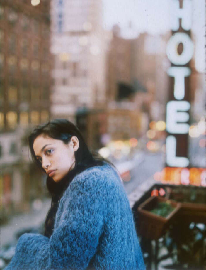 """Rosario Dawson in """"Chelsea Walls,"""" a Lions Gate Film, directed by Ethan Hawke. Photo: STEPHANIE PEQUIGNOT, AP / LIONS GATE FILMS"""