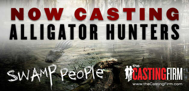 Swamp People will be casting at Madison's in Beaumont on July 22 from 1 to 4 p.m. Photo: Courtesy Of Swamp People