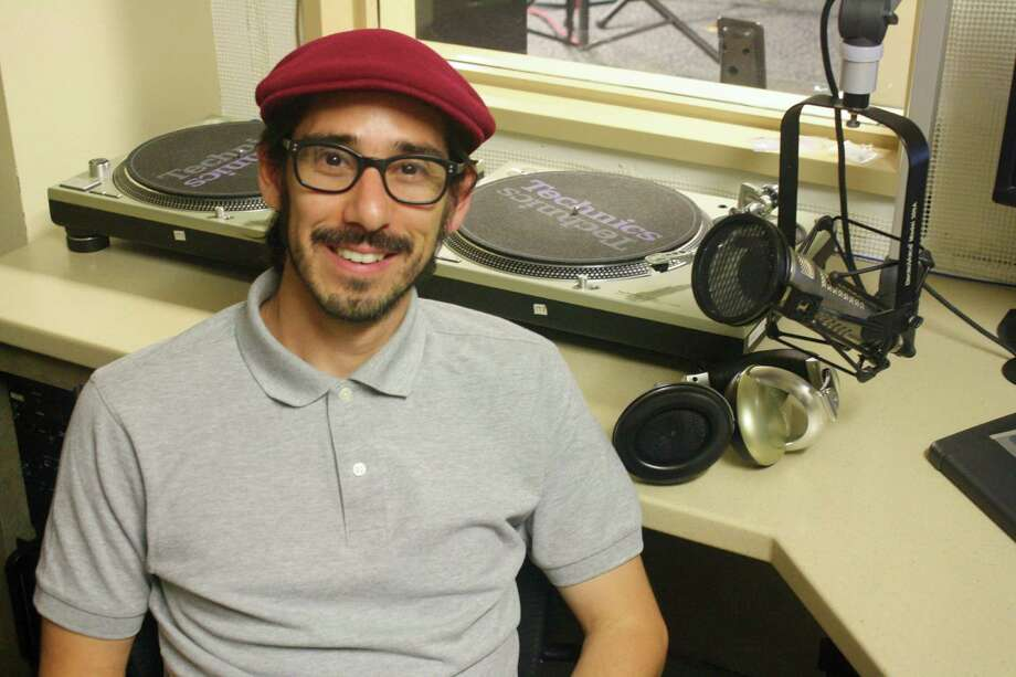 JJ Lopez, a club DJ, KRTU radio DJ and producer, is interested in the confluence of music and culture. Photo: Jim Beal Jr., San Antonio Express-News