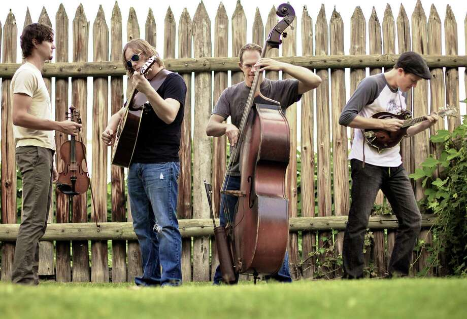 "Austin contemporary jazz-grass band MilkDrive  shifts into high gear with ""Waves."" Photo: Courtesy Photo"