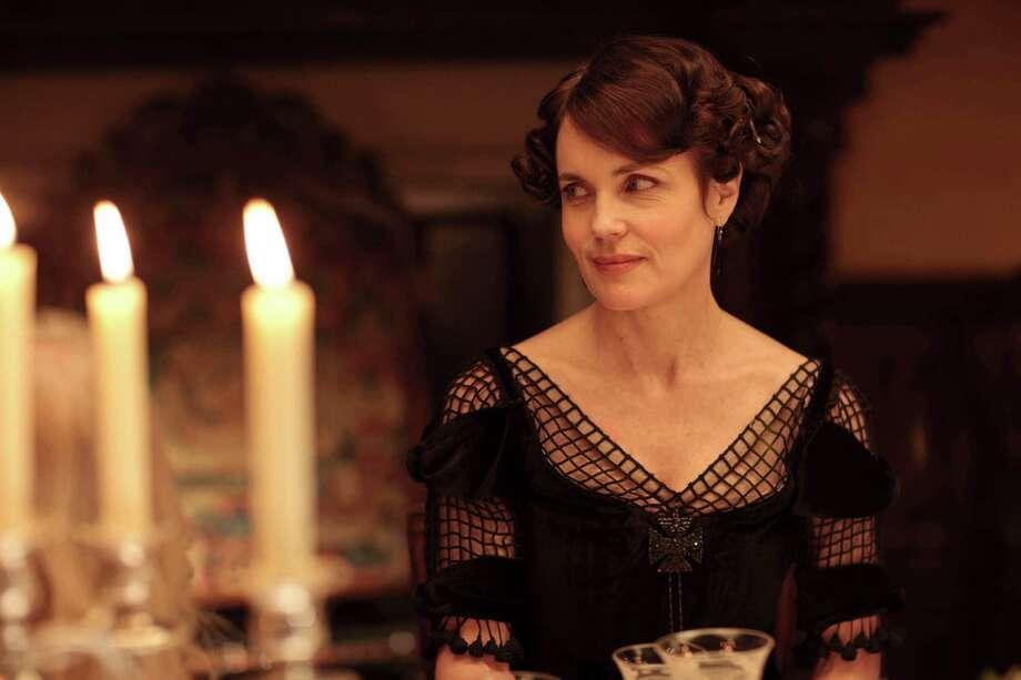 Despite losing her fortune, Lady Cora (Elizabeth McGovern) still is planning a big wedding. Photo: PBS / PBS