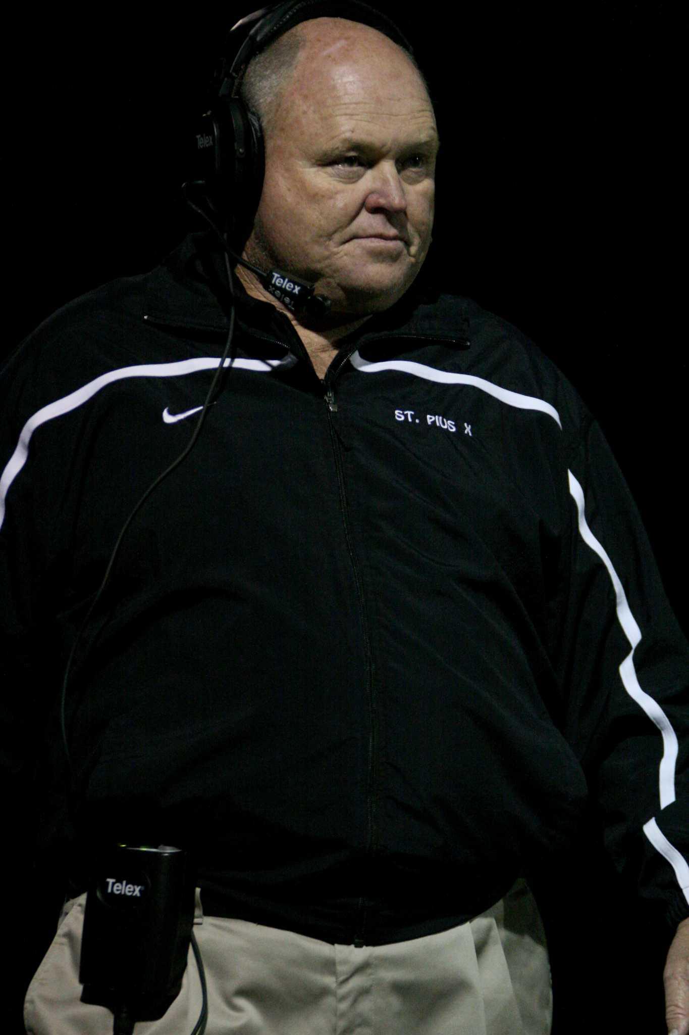 Former St. Pius X player, coach Robin Kirk dies
