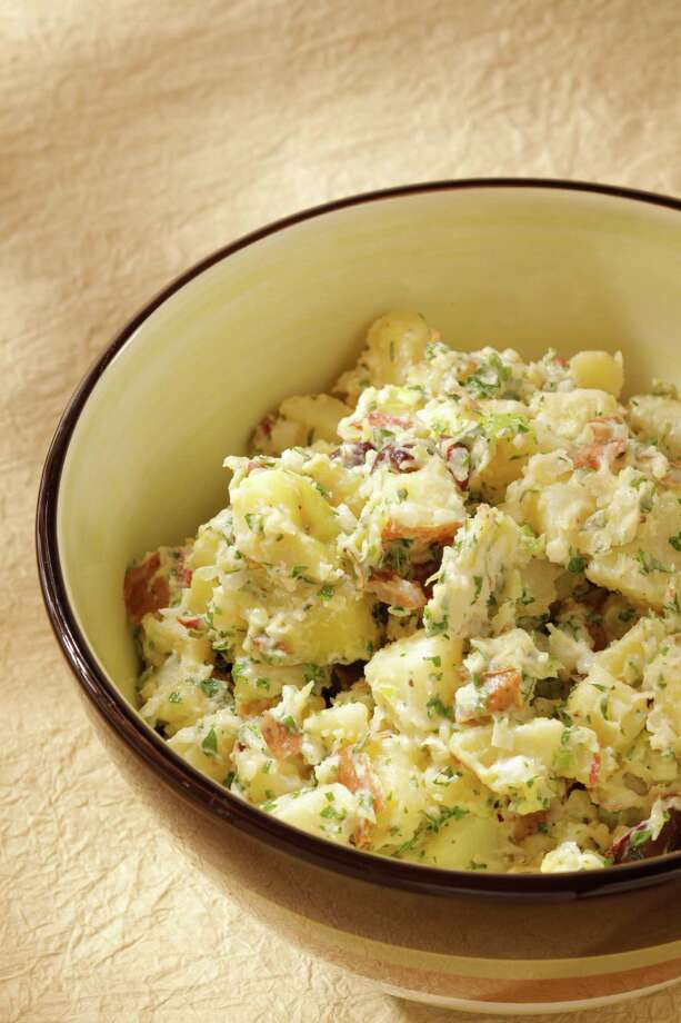 Grandmama's Classic Potato Salad Photo: Craig Lee / ONLINE_YES