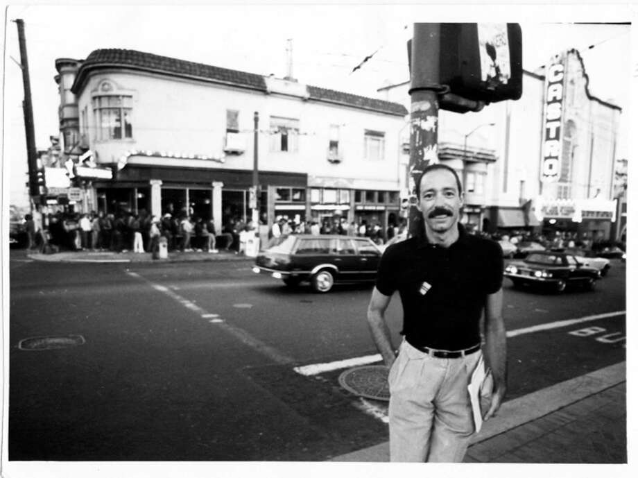 VITO: Vito Russo. photo: Rink Foto/courtesy of HBO Photo: HBO