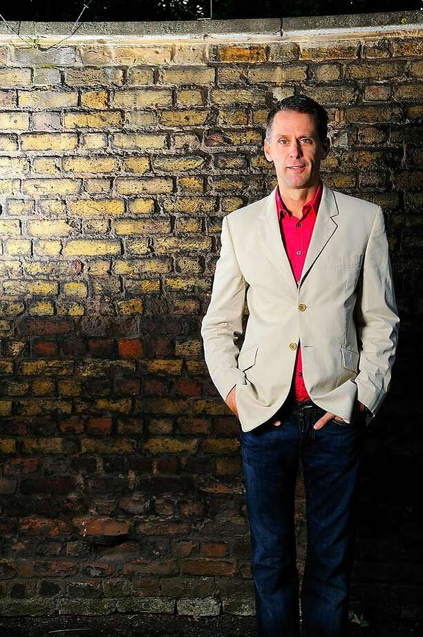 "Scott Capurro performs his ""Queer Jew Boy Socialist Seeks A Better World"" on Sunday at Cafe Du Nord. Photo: Cafe Du Nord"