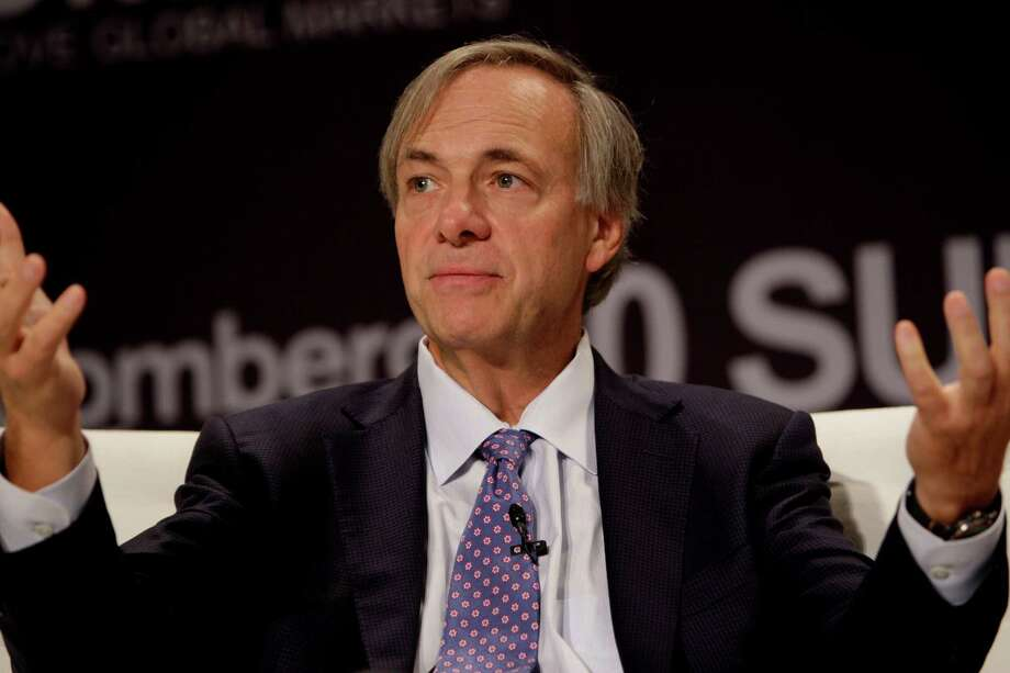 "Raymond ""Ray"" Dalio, president and founder of Bridgewater Associates LP, speaks during the Bloomberg Markets 50 Summit in New York, U.S., on Thursday, Sept. 15, 2011. The one-day conference aims to bring together leaders in the markets, business, finance, and government to discuss the global economy. Photographer: Scott Eells/Bloomberg *** Local Caption *** Raymond ""Ray"" Dalio Photo: Scott Eells, Bloomberg / © 2011 Bloomberg Finance LP"