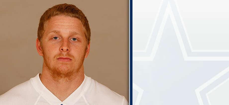 Dallas Cowboys receiver Cole Beasley Photo: Handout
