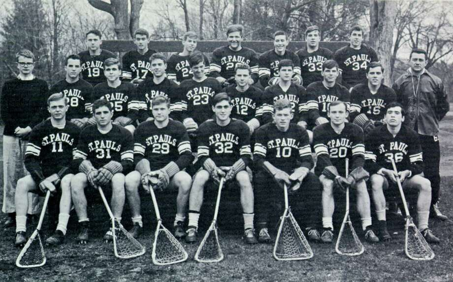Lacrosse has been contested at two editions of the Summer Olympic Games, 1904 and 1908. Both times a Canadian team has won the competition. It was also held as a demonstration event at the 1928, 1932, and 1948 Summer Olympics. Photo: HANDOUT, KRT / ST. PAUL'S SCHOOL YEARBOOK