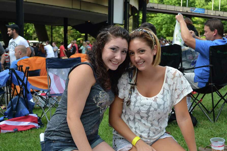 Were you Seen at the Nickelback concert at SPAC on Tuesday, July 24, 2012?