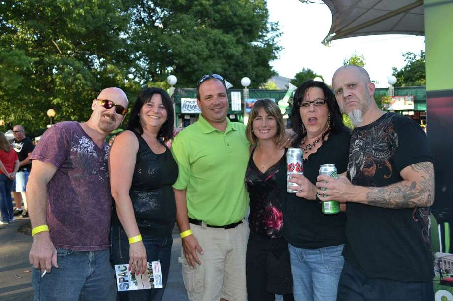 Were you Seen at the Nickelback concert at SPAC on Tuesday, July 24, 2012? Photo: Diana Hawkins