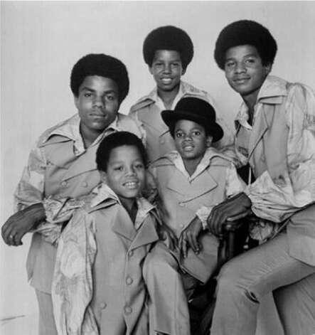 Jackson 5, 1969. (Motown) / SF