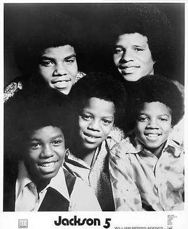 Jackson 5, 1970 (Motown) / SF