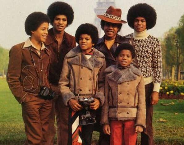 Jackson 5, 1972. (Motown) / SF