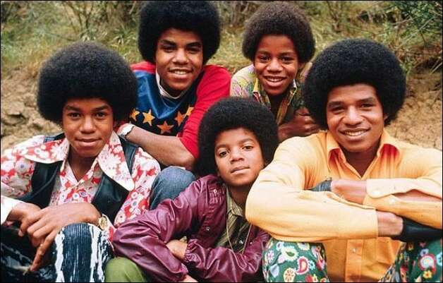 Jackson 5, 1973 (Motown) / SF