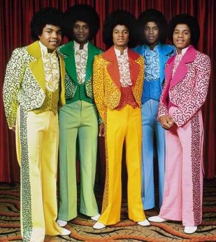 Jackson 5, 1974. (Motown) / SF