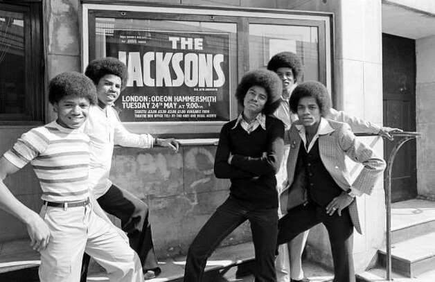 The Jacksons, 1977. (Sony) / SF