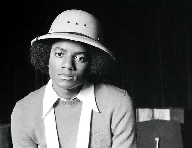 Michael Jackson, 1978. (Sony) / SF