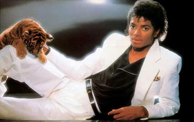 Michael Jackson, 1982. (Sony) / SF