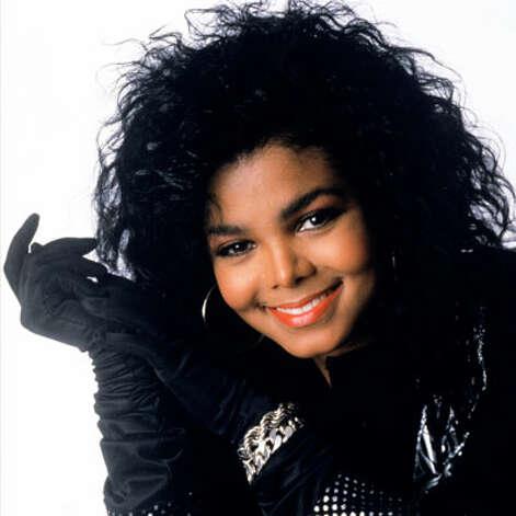 Janet Jackson, 1986. (A&M) / SF