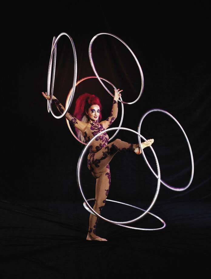 """Koozå,"" the latest production by Cirque du Soleil, continues through Sept. 9. Photo: Handout"