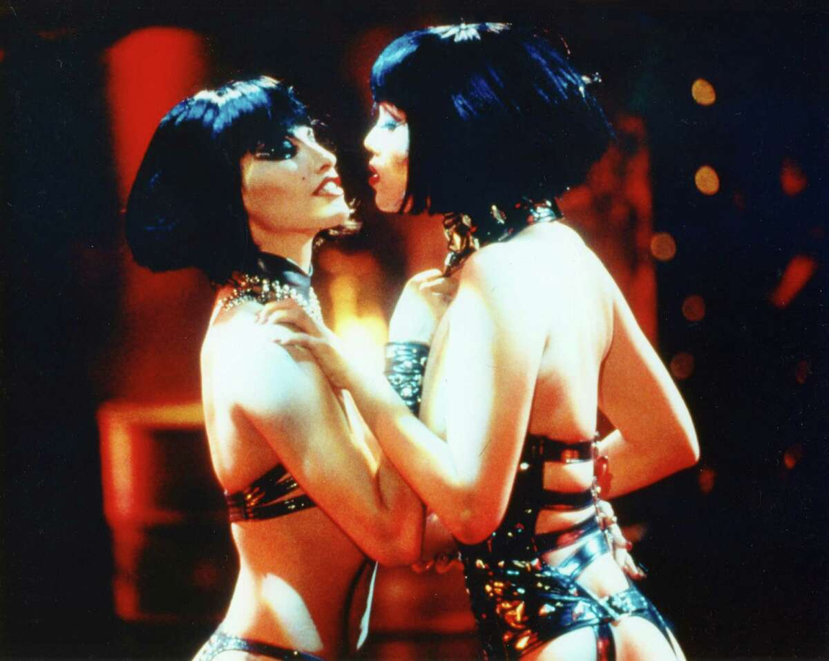 """PHOTOS: The worst movies of the 1990s Elizabeth Berkley and Gina Gershon starred in 1995's """"Showgirls,"""" a movie so unintentionally awful that it's actually kind of good. See more of the worst movies of the '90s ..."""