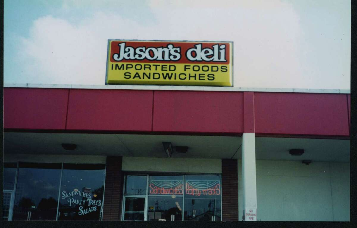 The best Texas food food chains Jason's Deli opened in 1976 the Gateway Shopping Center in Beaumont. The fast casual chain was picked as the best Texas-based fast food spot. Click to see the other top choices.