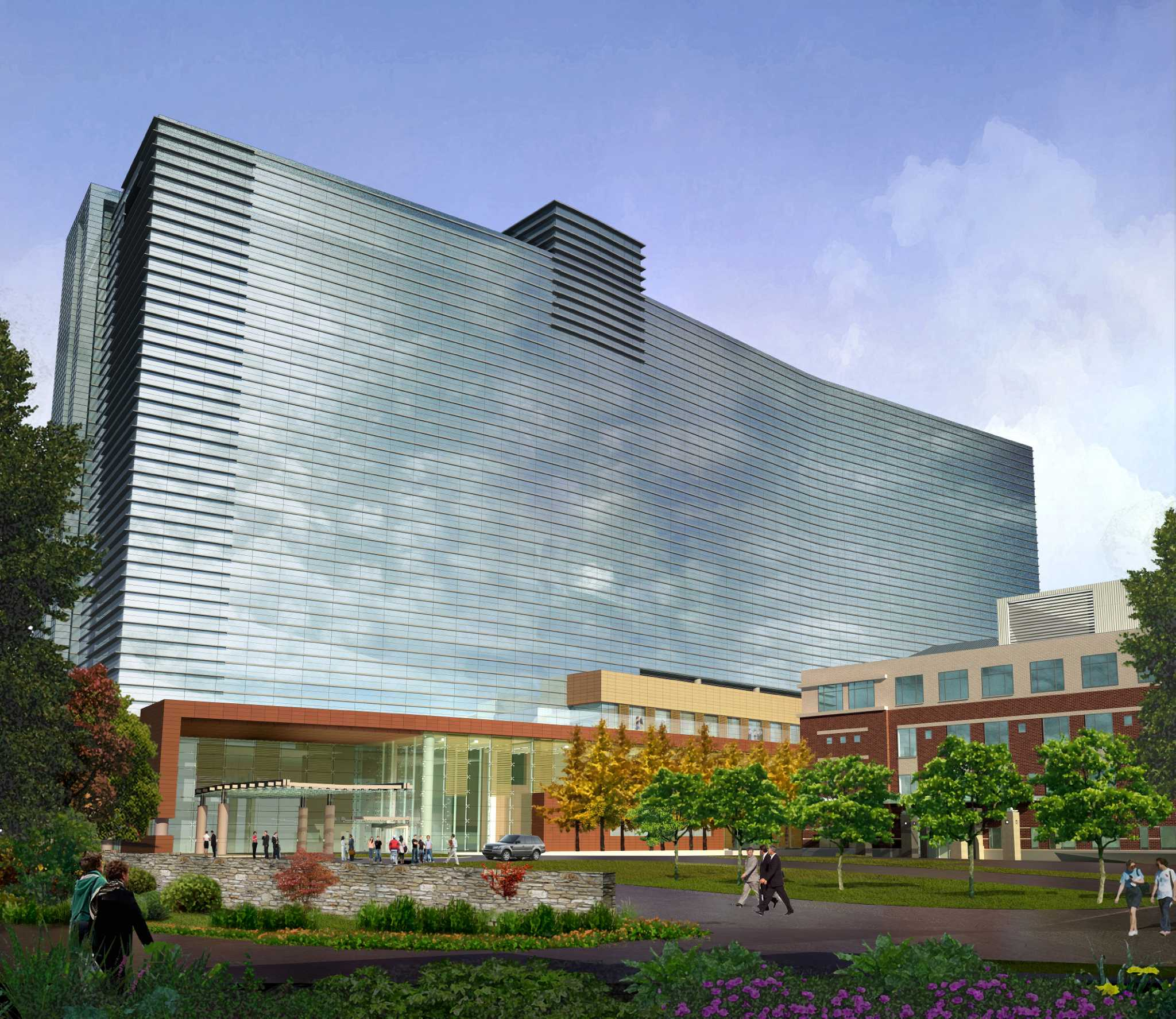 Zoning Board Reviews Hospital Plans