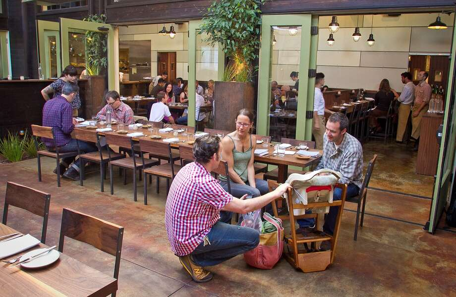 Central Kitchen is a neighborhood restaurant in S.F. Photo: John Storey, Special To The Chronicle